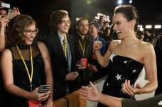 Make-a-Wish Sends 7 Teens to 'Last Jedi' Premiere