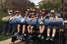 Cub Scouts Collect Sleeping Bags for Homeless Veterans