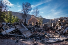 Women Sue Southern California Edison Over Woolsey Fire Home Losses