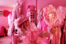 Meet the Pink Lady of West Hollywood