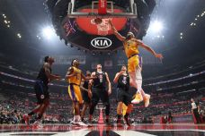 Staples Center is the Center of the NBA Universe