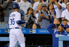 Dodgers Cap Off Incredible Comeback