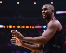 Chris Paul's Strange and Dramatic Return to L.A.