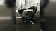 Scooter Stolen From Woman With Nerve Disease