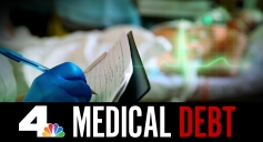 Disappearing Medical Debt