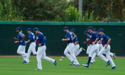 Photos: Dodgers Start Spring Training in Arizona