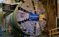 End of the Line for LA Metro's Giant Tunneling Machine