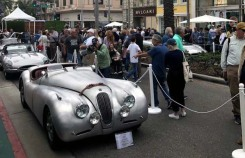 Silver Cars Shine for 25th Rodeo Drive Concours d'Elegance