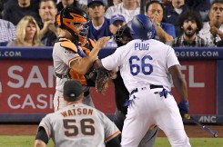 Seventh Inning Scrap: Rivals Clash in Benches Clearing Melee