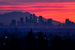Images: November's Brilliant SoCal Sunsets and Sunrises in Photos
