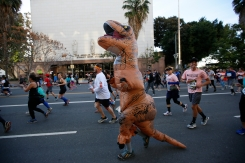 See the 2018 Los Angeles Marathon in Photos