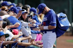 Scenes From Spring Training: Baseball Gets Personal