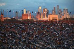 Photos: Rams Fans in Their Sunday Best
