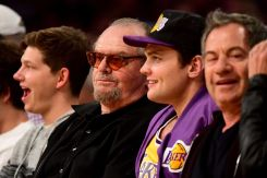 Celebrity Fans: Los Angeles Lakers Edition