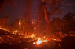 Photos: Thomas Fire Burns in Ventura, Santa Barbara Counties