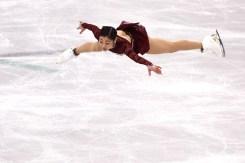 Images: Mirai Nagasu's Short Program in Photos