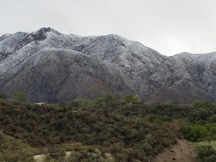 Southern California Mountain Snow Days