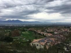 October Weather: Lightning, Rain and Rainbows