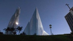 Sale of Crystal Cathedral to Diocese Approved