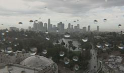 Showers, Possible Thunderstorms Through Weekend