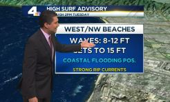 PM Forecast: High Surf