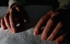 Blind Students Put Skills to the Test