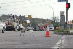 Freeway Closure Hurts Nearby Businesses