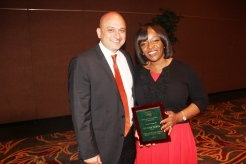 NBC4's Beverly White Receives Distinguished Journalist Award from the Society of Professional Journalists