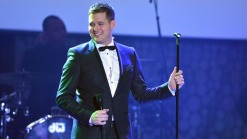 Michael Bublé Recording Duet with Reese Witherspoon