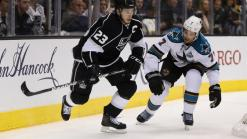 Dustin Brown Nominated for Messier Award