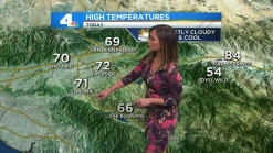 AM Forecast: Cloudy on Mother's Day