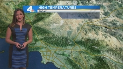 AM Forecast: Heat Begins