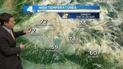 AM Forecast: Low Clouds, Fog