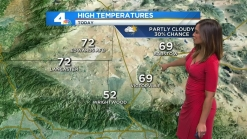 AM Forecast: Cold & Cloudy
