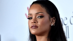 Rihanna Breaks Down in Tears During Dublin Concert