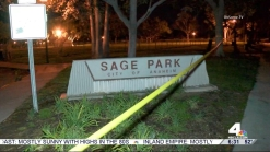 Man Killed Officer-Involved Shooting at Park in Anaheim