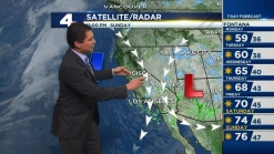 PM Forecast: Chilly Temps Wind Persist