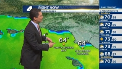 PM Forecast Morning Drizzle and Mild Temps Coming