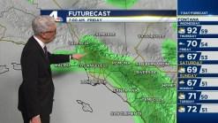 PM Forecast: Rain This Week