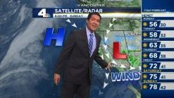 PM Forecast: Storm Wreaks Havoc Across SoCal
