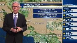 PM Forecast: Windy