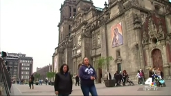 Mexico City Prepares for the Pope