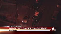 Shooting Along Freeway Shuts Down Offramps