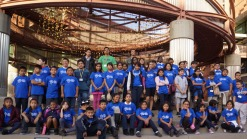 Time Warner Cable Treats 100 Students from Underserved Areas to Special Space Shuttle Endeavour Visit