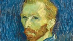 Van Gogh Self-Portrait Makes SoCal Stop