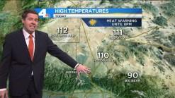 Forecast Pressure Cooker Heat in SoCal