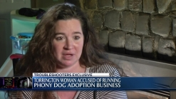 Woman Charged With Not Delivering Puppies
