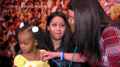 WATCH: Mom Hears Donor Child's Heartbeat for First Time