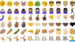 Bacon, Avocado, Selfies Among 72 New Emoji
