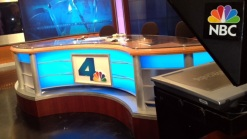 Images of NBC4's January 2012 Set Refresh